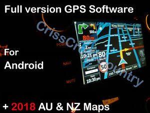 iGo Australia and New Zealand maps