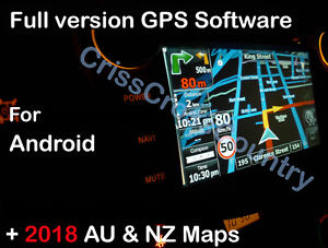 iGo Australia and New Zealand maps